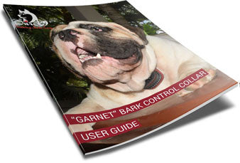 Garnet Bark Collar Manuals