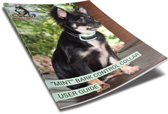 Mint Bark Collar Manual
