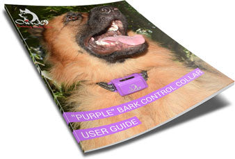Yellow Bark Collar Manuals