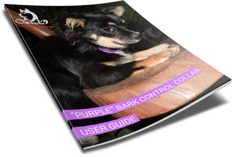 Royal Bark Collar Manuals