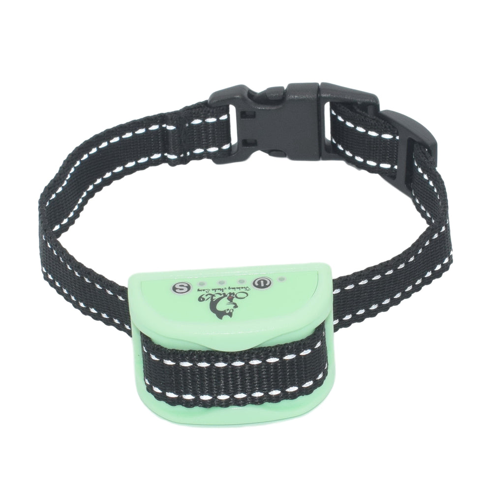 bark dog collars