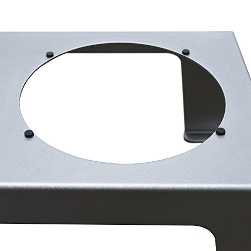 Beautiful Elevated Feeder in Anodized Aluminum