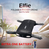 Take Perfect Selfies with the Elfie Foldable Pocket Drone!