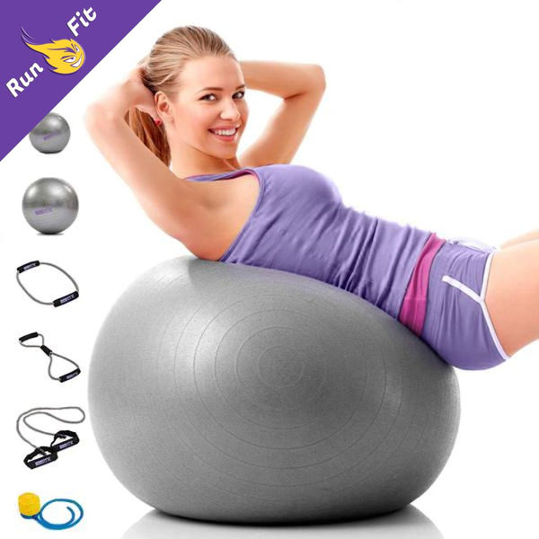 Kit Tonification Fitness 20 - 50 Entraînement Fitness And Exercise Equipment Gris Clair