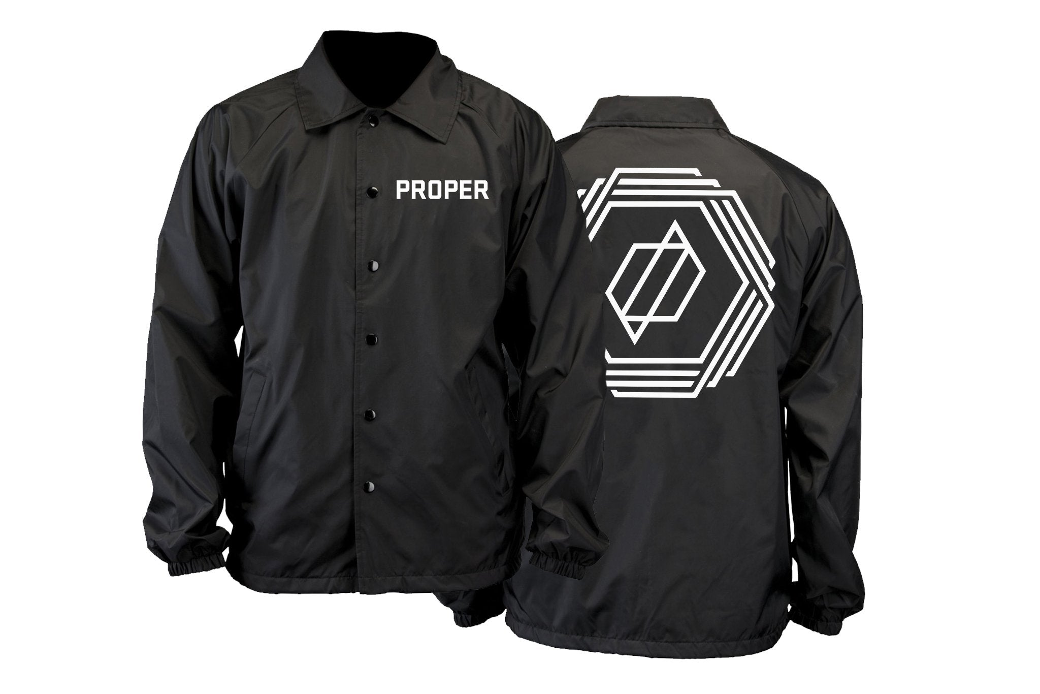 Proper Hex Coach Jacket