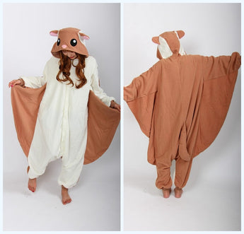 Flying Squirrel Onesie [IMPORTED]