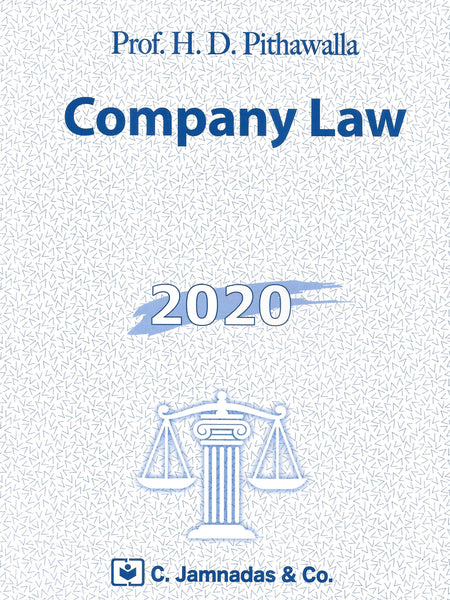 Company Law - Jhabvala Series