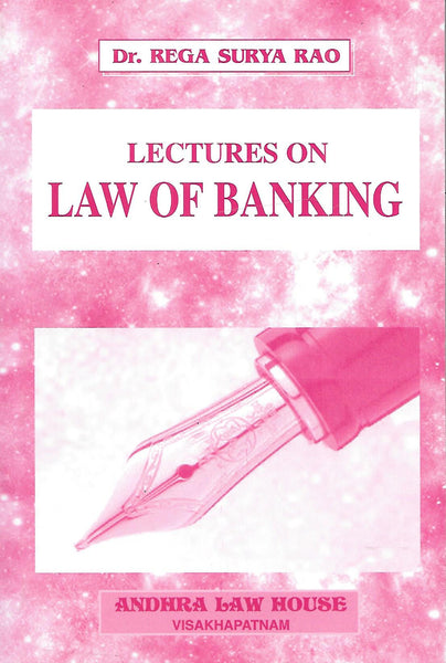 Lectures on Law of Banking