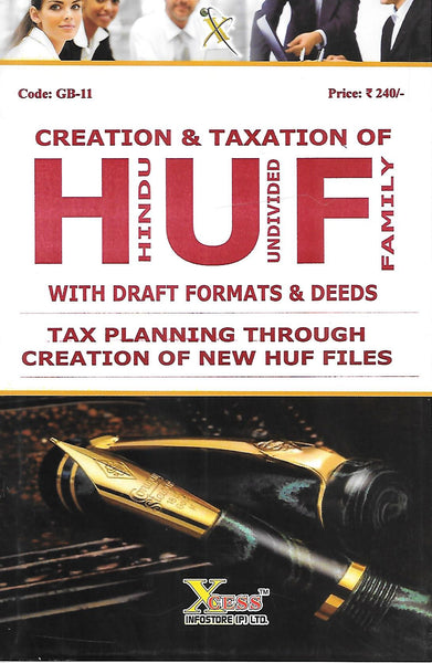 Creation & Taxation of HUF