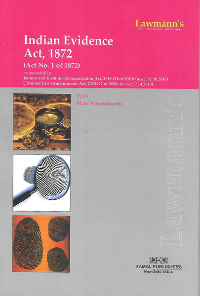 Indian Evidence Act. 1872