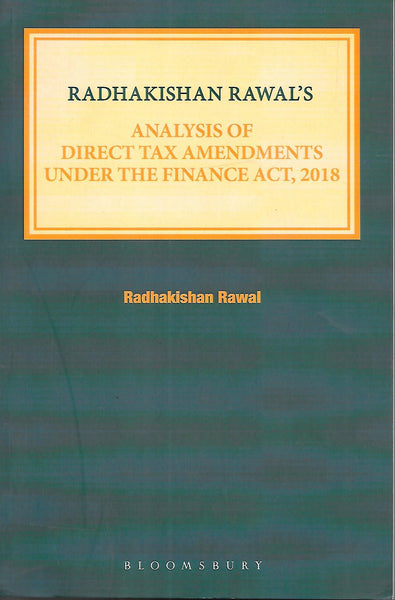 Analysis of Direct Tax Amendments Under The Finance Act, 2018