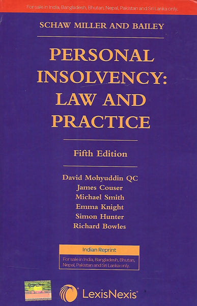 Personal Insolvency: Law and Practice