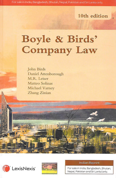 Boyle & Birds' Company Law