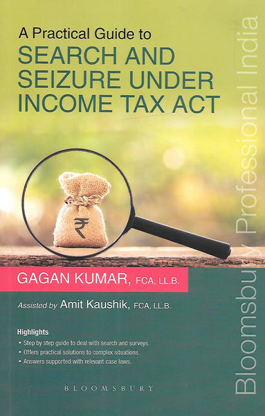 A Practical Guide to Search and Seizure under Income Tax