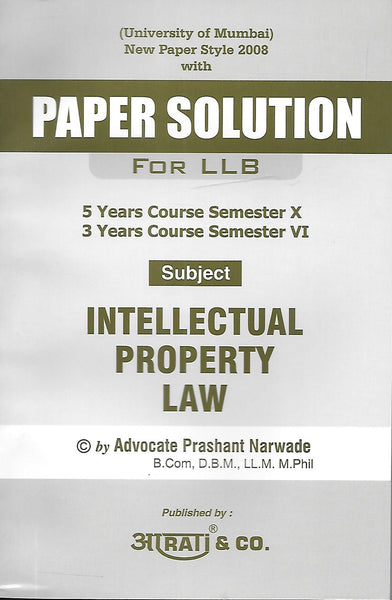 Paper Solution Intellectual Property Law