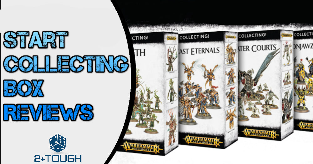 Age of Sigmar Start Collecting Box Reviews