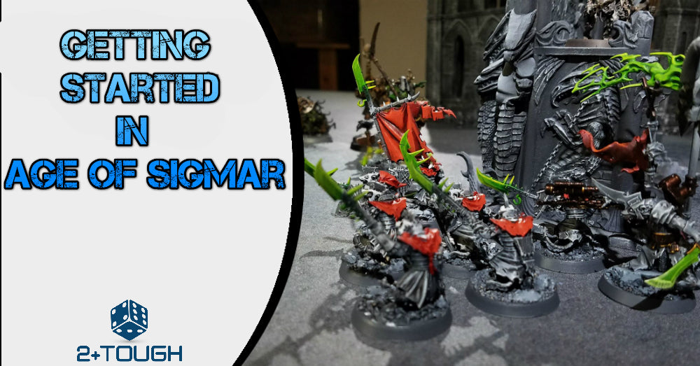 Getting Started In Age of Sigmar
