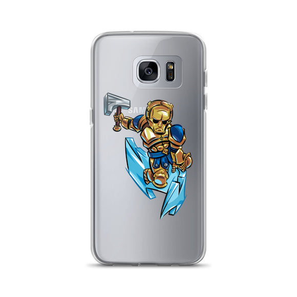 Ride the Lightning Phone Case
