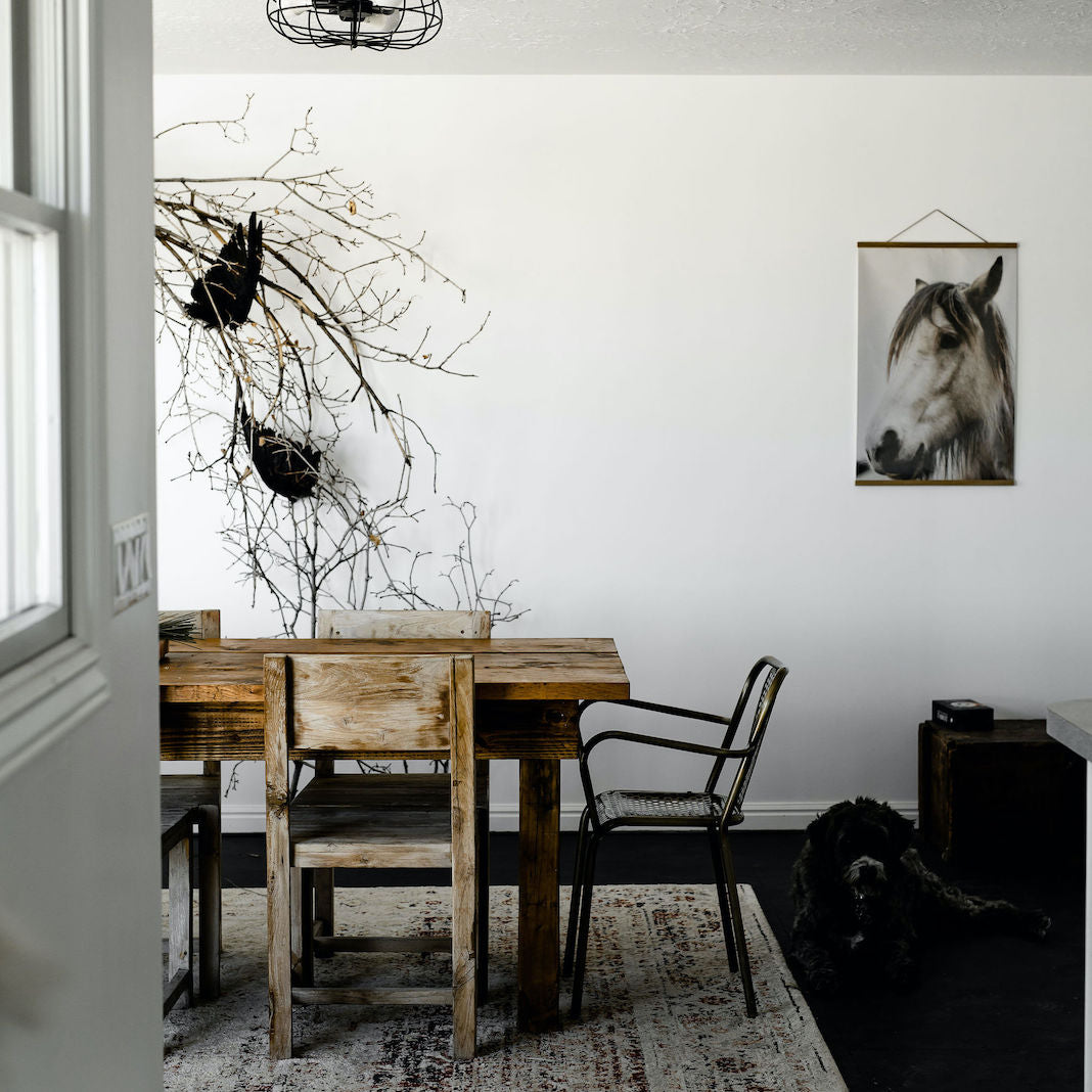 Wild Flora + The Kinlands: Bringing the outside into our home.