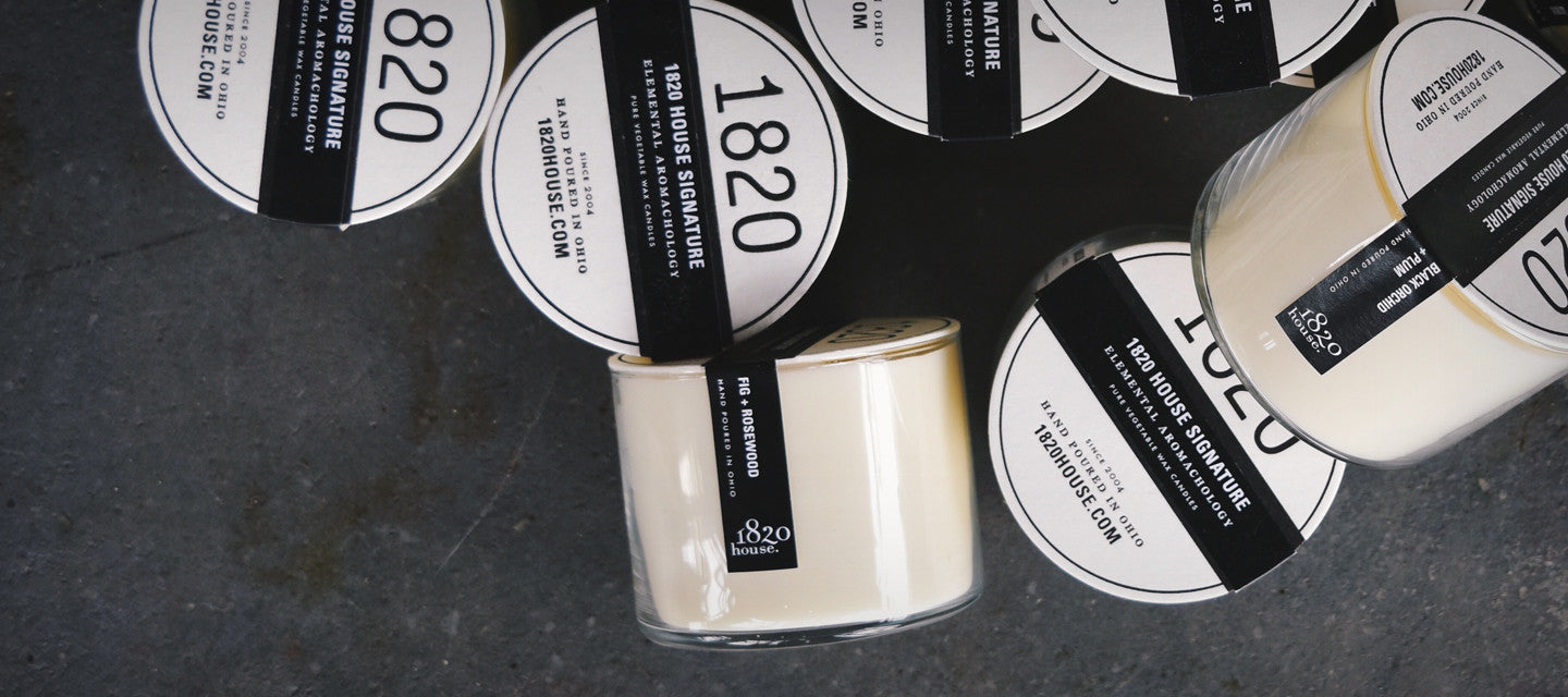1820 House Signature Candles