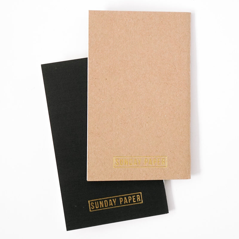 Slip Notebook Set