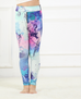 Girls 3D Print Leggings -Yoga Pants