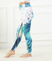 Girls Constellation Shape Yoga Pants -Yoga Pants