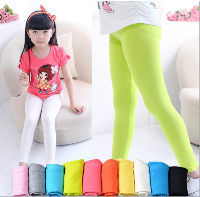 Girls Modal Leggings -Yoga Pants
