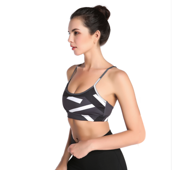 Women Padded Sports Bra -Sports Bra