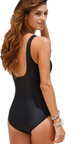 Plus Size Women One Piece Swimsuit -Women Swimsuit