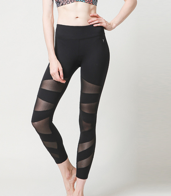 Women Sexy Patchwork Leggings