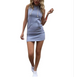 Women Casual Hooded Pocket Dress -women dress