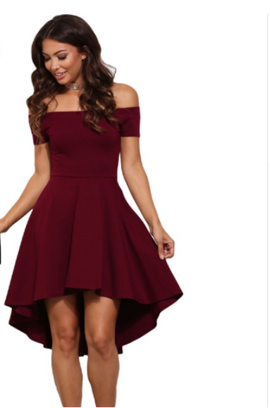 Women Elegant Party Dress -Women Dress