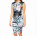 Women Geometric Print Dress -Women Dress