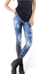 Women New 3D Print Yoga Pants