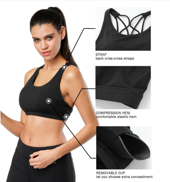 Women New Sports Bra