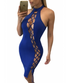 Women Sexy Lace Up Dress -Women Dress