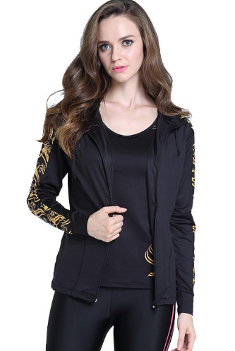 Women Thermal Running Jacket -WOmen Yoga Jackets