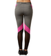 Women Yarn Splicing Leggings -Yoga Pants