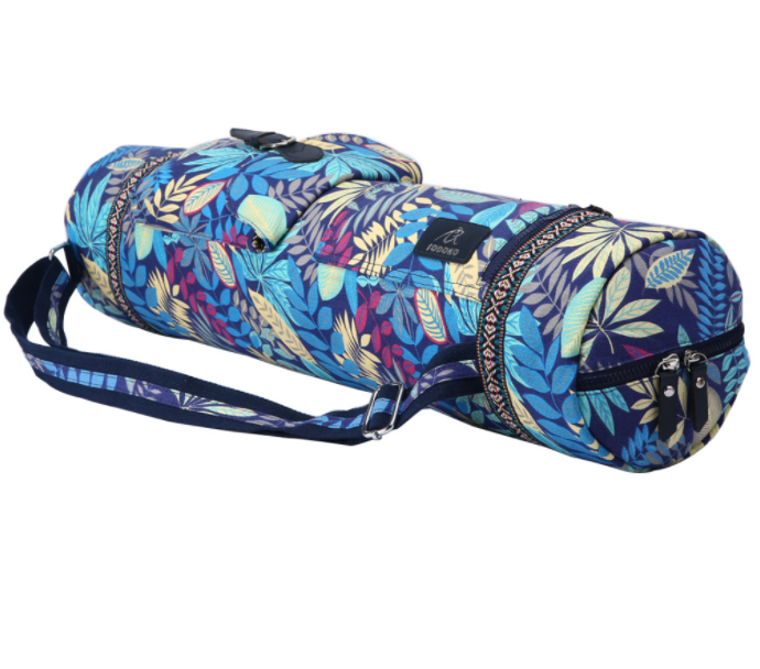 Leaves Yoga Mat Bag -Yoga Mat Bag