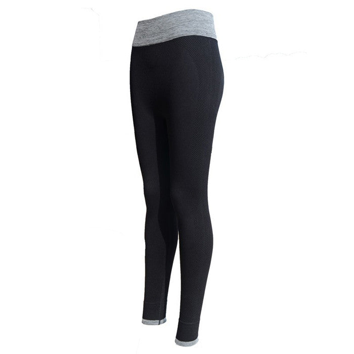 BINAND High Waist Yoga Pants -Yoga Pants