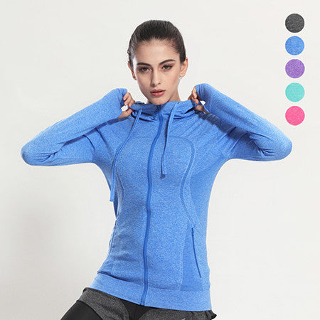 Women Yoga Jacket