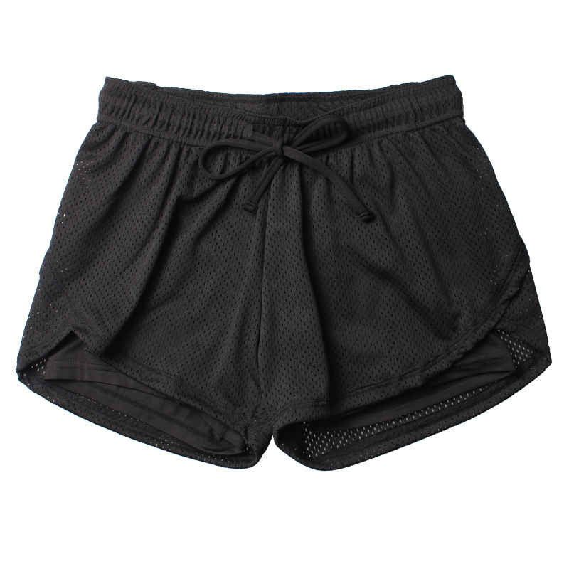 Detector Women Fitness Shorts -Women Shorts