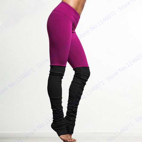 Candy Color Yoga Pants -Yoga Pants
