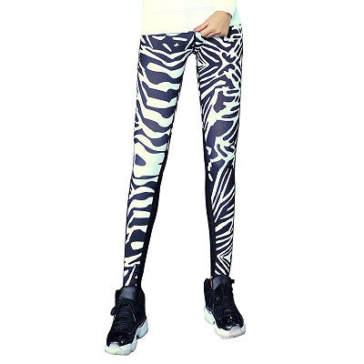 Women Printed Yoga Pants