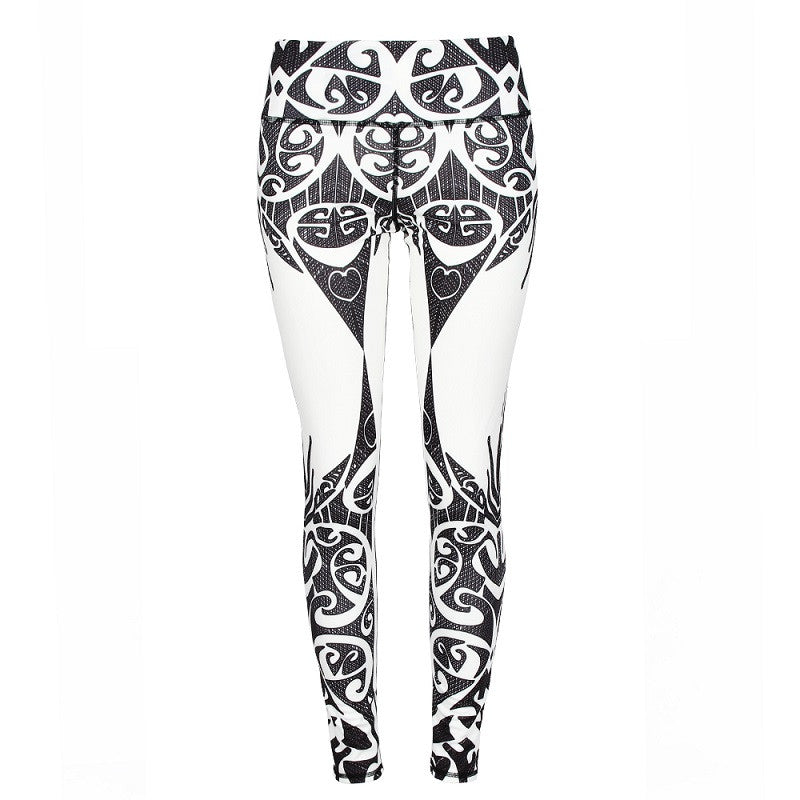 Women Push Up Skinny Leggings -Women Yoga Pants