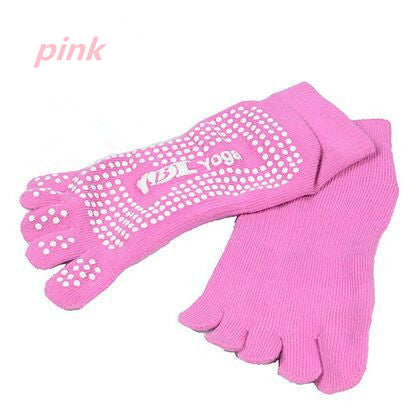 Women Anti Slip Yoga Socks -
