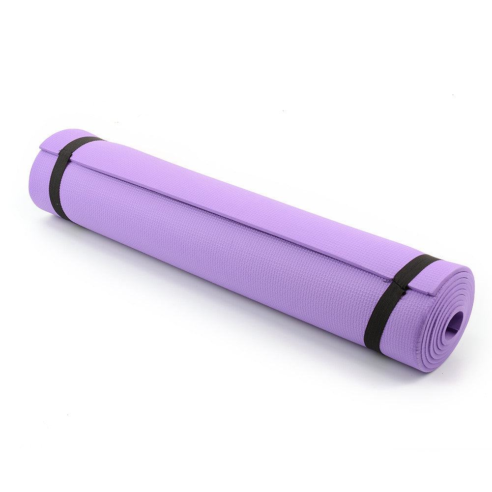 6 mm Thick Yoga Mat -Yoga Mat
