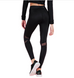 Women 2 Piece Mesh Tracksuit -Women Yoga Set