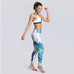 Women 3D Print Fitness Leggings -Yoga Pants